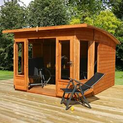 10X10 Helios Summer House