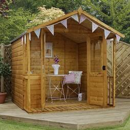 Waltons 8x7 Bournemouth Summerhouse