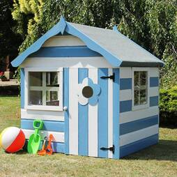 4X4 Waltons Honeypot Snug Playhouse