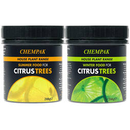 Chempak® Summer and Winter Citrus Food