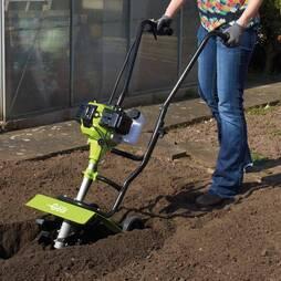 Garden Gear 42.7cc Petrol Tiller