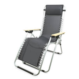 Zero Gravity Chair  Grey