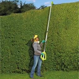 Garden Gear Telescopic 3.2M Corded Hedge Trimmer