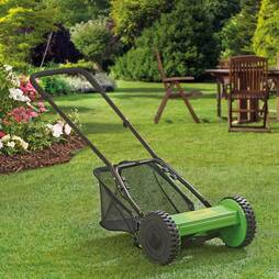 Manual Push Lawn Mower