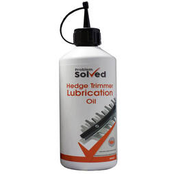 Hedge Trimmer Lubrication Oil 500Ml