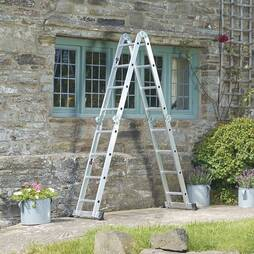 MultiPurpose Ladder 4 x 3