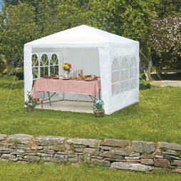3 x 3 Party Tent  White
