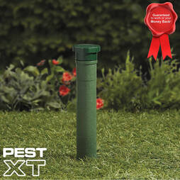 Pest XT Battery Powered Mole Repeller  Four Pack