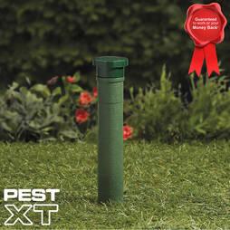 Pest XT Battery Powered Mole Repeller  Four Pack