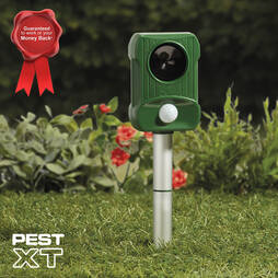Pest XT Battery Powered Cat Repeller  Twin Pack