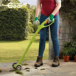 Garden Gear Electric Weed Sweeper and Grass Trimmer