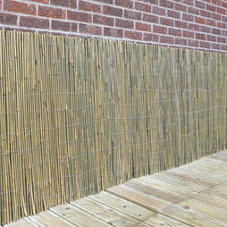 BAMBOO CANE SCREEN ROLL1X4M