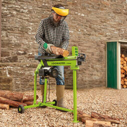 Logmaster 7 Tonne Electric Log Splitter