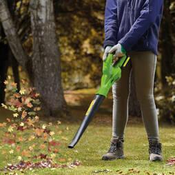 Garden Gear 20V Cordless Lithiumion Leaf Blower