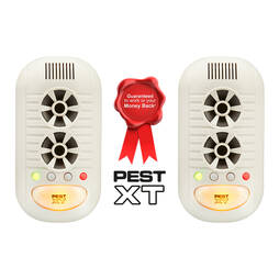 Pest XT Advanced 4in1 Indoor Repeller  Twin Pack
