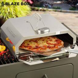 Blaze Box Pizza Oven with Paddle