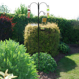Kingfisher Bird Feeding Station (without feeders)