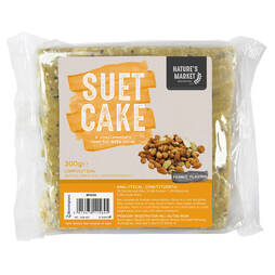 Kingfisher Suet Cake with Peanuts