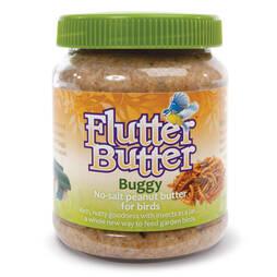 Flutter Butter Jar  BUGGY
