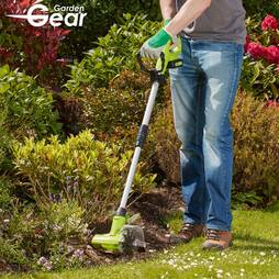 Garden Gear 20V Lithiumion Cordless Tiller