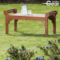Garden Gear Acacia Hardwood Lutyens Coffee Table