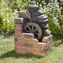 Haywood Mill Fountain