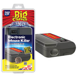 The Big Cheese Ultra Power Electronic Mouse Trap