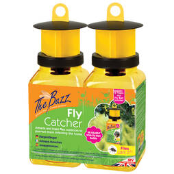 The Buzz Fly Catcher  Twin Pack