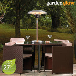 Garden Glow Patio Heater Cover