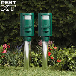 Pest XT Advanced Cat Scarer ? Twin pack