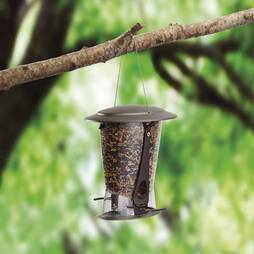 SUPA X1 Squirrel Proof Seed Feeder