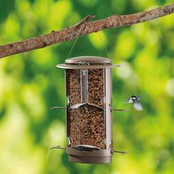SUPA X2 Squirrel Proof Wild Bird Feeder
