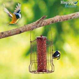 Nature?s Market Nut Feeder with Squirrel Guard