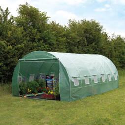 Garden Grow 6x3Metre Polytunnel