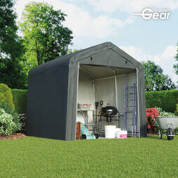 Garden Gear HeavyDuty Portable Shed 8x8 Foot