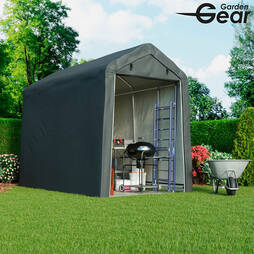 Garden Gear HeavyDuty Portable Shed 6x10 Foot
