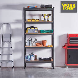 180 x 90 x 40cm Metal Shelves