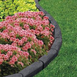 Ecofriendly Stomp Border Edging  6 pack
