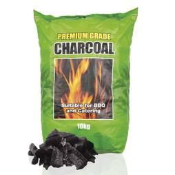 Blazebox 10kg Premium Restaurant Grade Lumpwood Charcoal