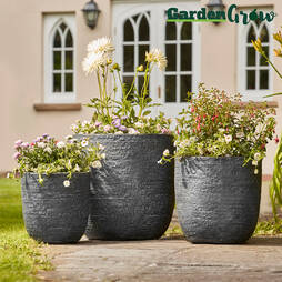 3Pack of Utah Egg Planters