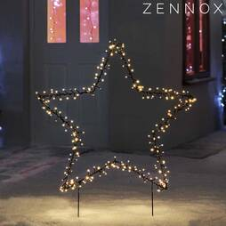 Garden Gear 225 LED Outdoor Star Light