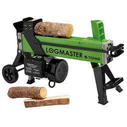 Logmaster 5 Tonne Electric Log Splitter