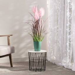 Artificial Reed Grass Plant  32 inches