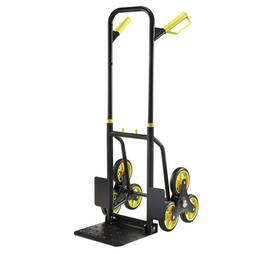 Work Expert HeavyDuty 6Wheeled Sack Truck