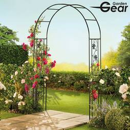 Garden Gear 2.2M Metal Garden Arch