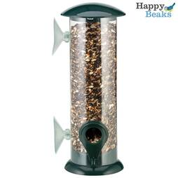 Happy Beaks StickOn Window Feeder