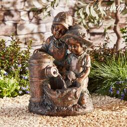 Serenity Playful Children TableTop Water Feature