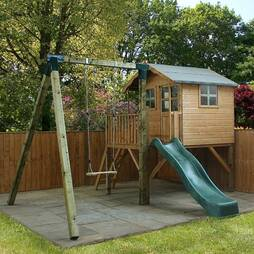 Poppy playhouse with Tower & Activity Set