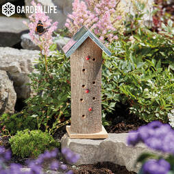 Garden Life Ladybird House