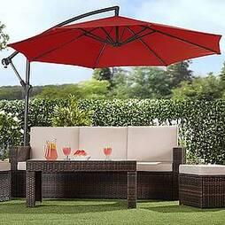 Garden Gear Cantilever Parasol